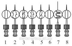 Эндодонтический инструмент К-Римеры 25mm № 10 Mani