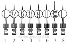 Эндодонтический инструмент ProTaper®, ПроТейпер