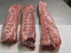 Balyk pork (with a braid and without braid) from