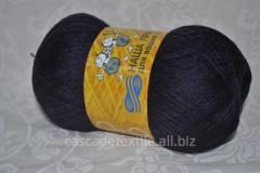 Yarn of 016 t. plum