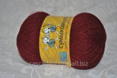 Yarn 825th wine (m)