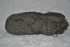 Yarn Gray-brown
