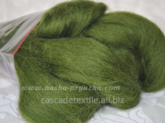 Wool for a fulling 347 marsh