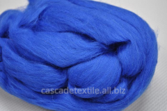 Wool for a fulling 354 Cornflower