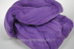 Wool for a fulling 451 Lilac