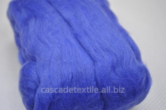 Wool for a fulling of 469 ultramarines