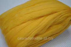 Wool for a fulling 493 Canary