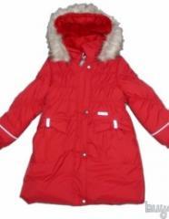 Coral coat red LENNE 14333-622