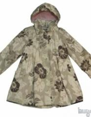 LENNE Fran raincoat beige print of LE 11227