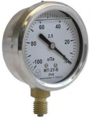Glitserinozapolnenny MT-3U manometer