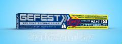 """Welding electrodes of """"GEFEST"""""""