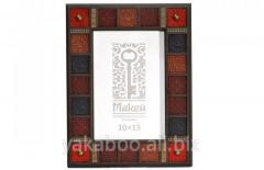 Рамка для фото из натуральной кожи Макей 162х211