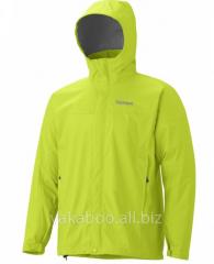 Куртка мужская Marmot PreCip Jacket Green lichen