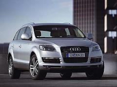 Audi Q7 : комплектация, характеристики, заказ