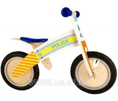 Купить  Беговел 12 Kiddi Moto Kurve деревянный