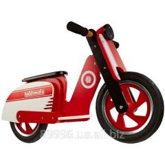 Купить  Беговел 12 Kiddi Moto Scooter деревянный