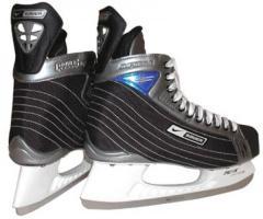 Skates are hockey
