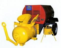CO-242M pneumosupercharger