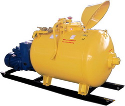 PN-600 pneumosuperchargers; PN-1000