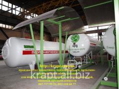 Модуль заправочный для газа (пропан-бутан)