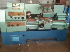 16К20 Machine turning and screw-cutting RMTs-1m.