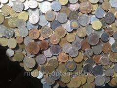Иностранные Монеты 2500 Штук