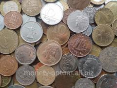 1000 Монет Мира Очень хорошие монеты!