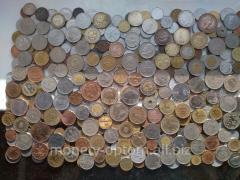 Монеты Мира 1500 штук