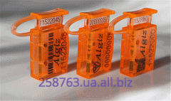 Indicator seal Favourite (Algiz orange