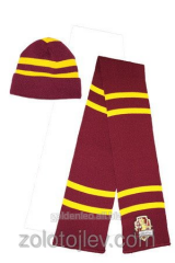 Scarf and scarf Griffindor