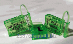 Seal indicator Favourite (Algiz green fluorescent)