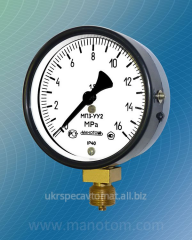 Buy manometers, vacuum meters, compound pressure