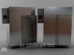 Drying cabinet on infrared heat carriers