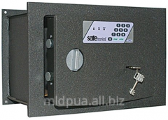 Safes are electronic