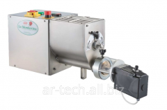 Automatic macaroni press of 6 kg/h