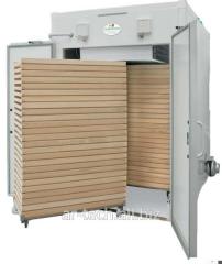 Сушильный шкаф на 4 тележки до 600 кг загрузки