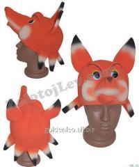 Carnival mask Chanterelle