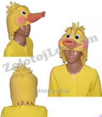 Carnival mask Duck Duckling