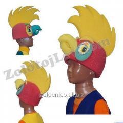 Carnival mask Parr
