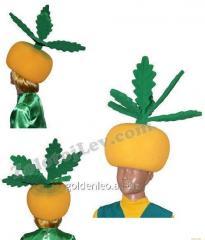 Carnival mask Turnip