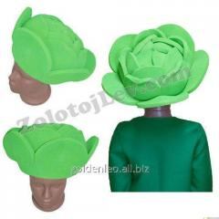 Carnival mask of Cabbage