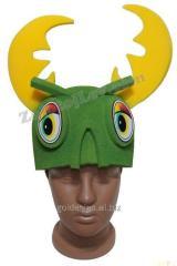 Carnival mask Grasshopper