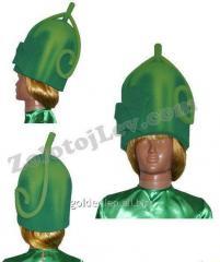 Carnival mask Cucumber
