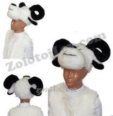 Carnival mask Lamb