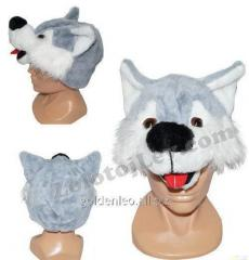 Carnival mask of the Wolf