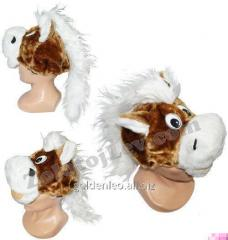 Carnival mask of the Horse