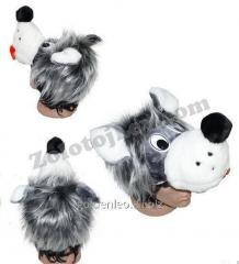 Carnival mask Wolf