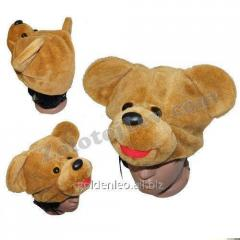 Carnival mask of the Bear