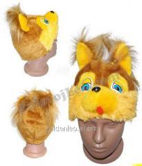 Carnival mask Little squirrel