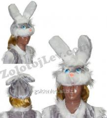 Carnival mask of the Hare